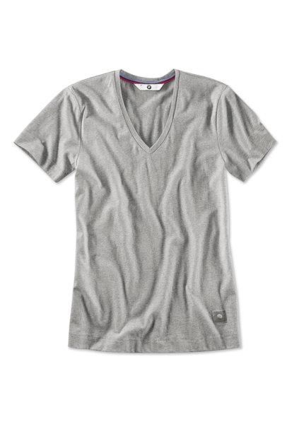 Дамска тениска с V-образно деколте BMW